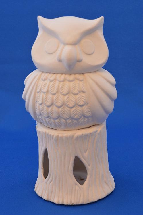OWL POT POURRI, 20cms x 10cms