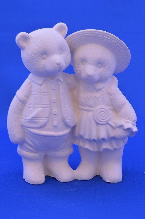 BEAR FRIENDS , K2593, 15 cms