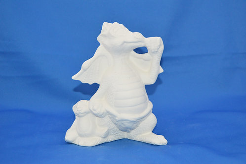 DRAGON SUCKING THUMB, GB503 , 16X13cms