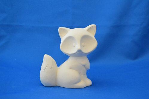 FOX TAIL LEFT, CM3932, 15 cms