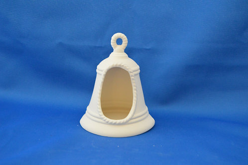 BELL XMAS  ORNAMENT,S2781, 12 cms