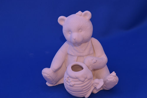 HONEY BEAR, K2589, 14cms