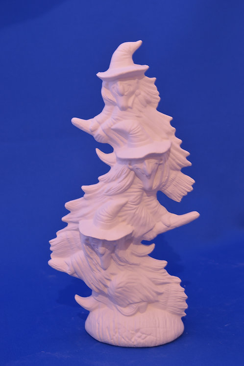 STACK OF WITCHES, N1939, 23 cms