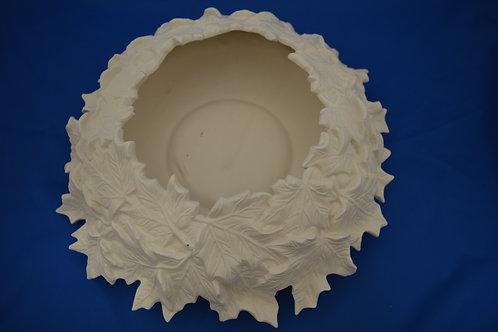 Maple Leaf Bowl  AT1789  35cm