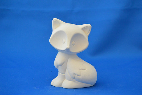 SHIFTY FOX TAIL FRONT CM3933, 13 cms