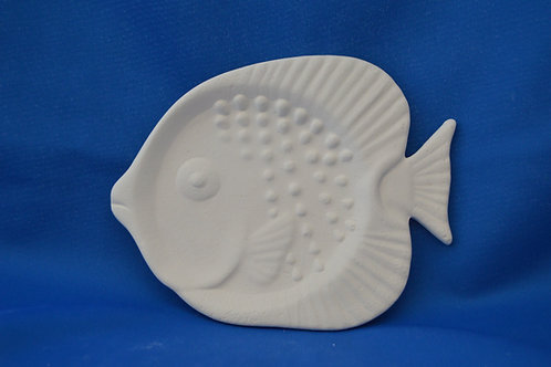 Fish Plate, 15 x 12 cms