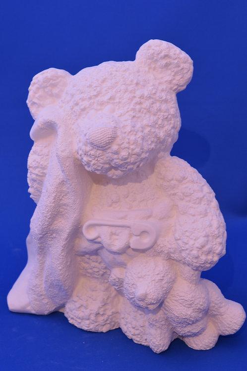 BABY KNUBBY BEAR, G3500, 24cms