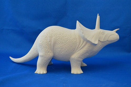 LARGE TRICERATOPS, 32 cms