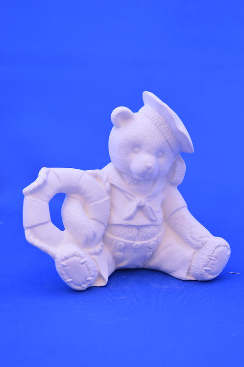 SAILOR BEAR , K2795, 13 cms