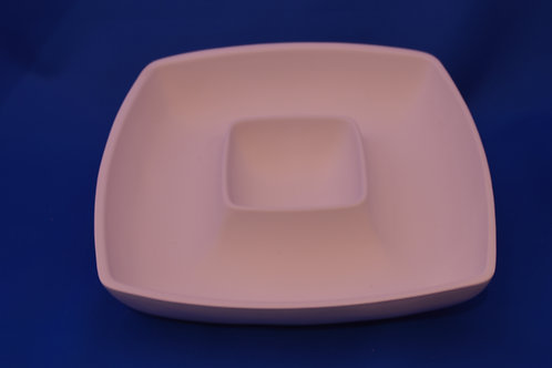 SQUARE DIP CHIP BOWL, DH277