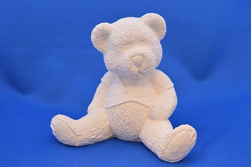 KNAPPY BEAR WITH TEE SHIRT, G3331, 23 cms
