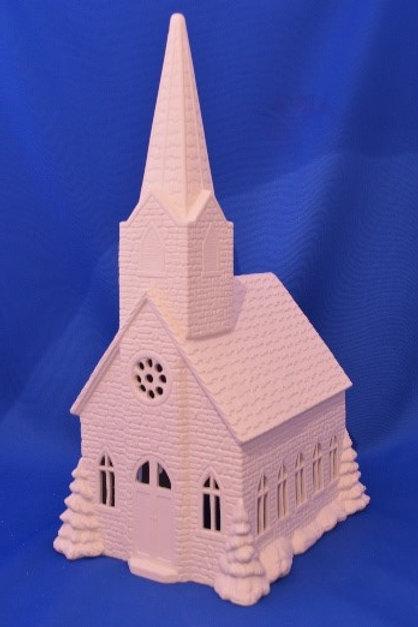 CHURCH, LGE, 41 cms, SC792