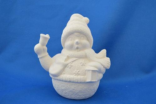 Snowman / Bell, 549 , 18 x 14 cms