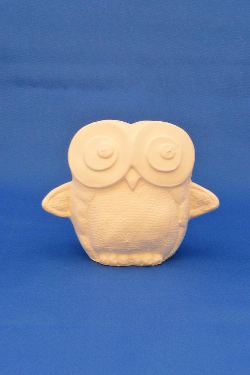 SMALL FELTY OWL  X  2 , K4200A