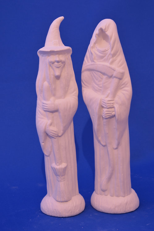 WITCH AND GRIM REAPER, N1794 , 22cms