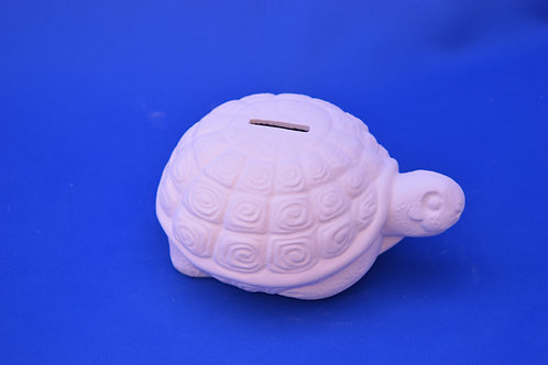 TORTOISE MONEY BOX, GB211, 15cms