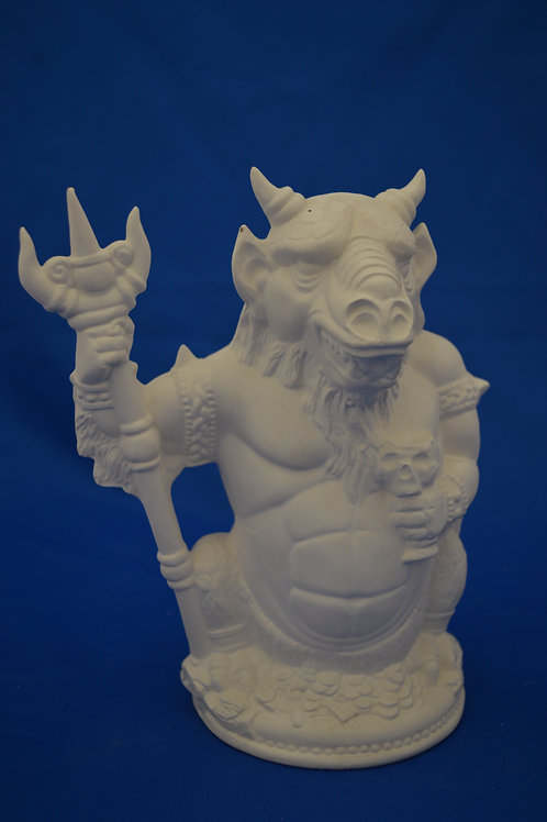 Demon Smoker, DH1366  19cm