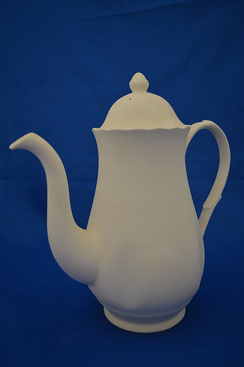 Queen Ann Coffee Pot,  GB008  25cm