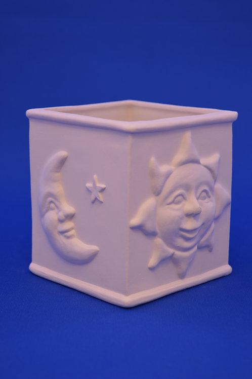 SUN AND MOON BOX, G3135, 10 cms