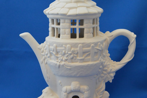 ENCHANTED TEAPOT, CM3925, 28cms