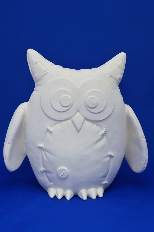 LARGE FELTY OWL, K4177