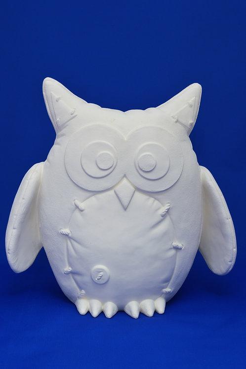 MEDIUM FELTY OWL , K4178