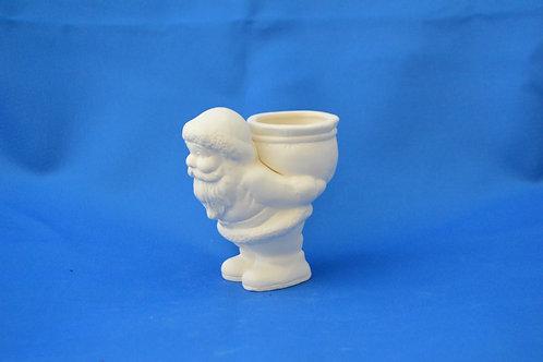 SANTA EGG CUP, DM159, 9cms
