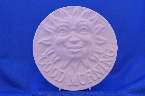 SUN GOOD MORNING , GB107, 24cms
