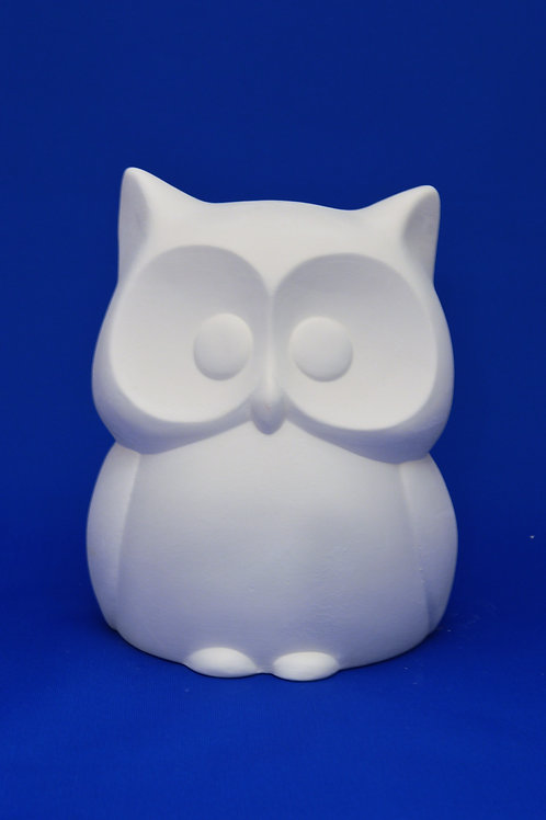 MEDIUM SMOOTH OWL, CM3667, 20cms