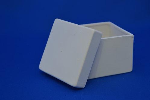 PLAIN SQUARE BOX , SC3501, 8 cms