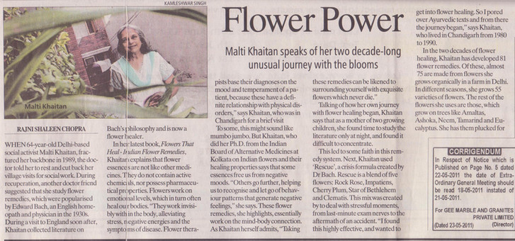 The Indian Express 02.06.2011