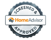 Screened & Home Advisor Appoved