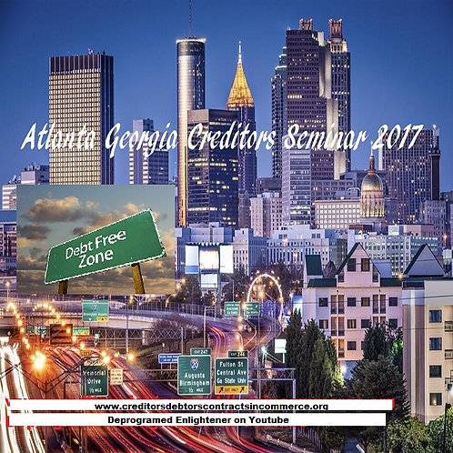 ATLANTA SEMINAR DVD MARCH 2017