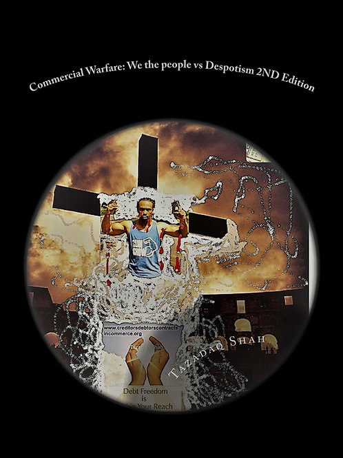 COMMERCIAL WARFARE WE THE PEOPLE VS DESPOTISM 2ND EDITION