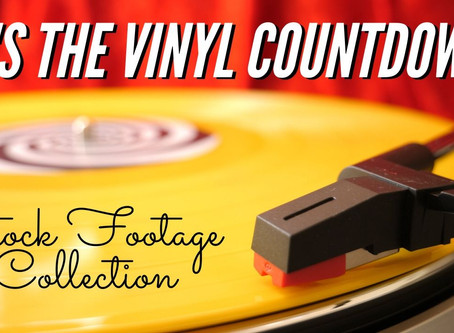 It's The Vinyl Countdown