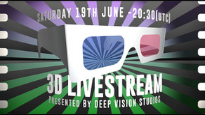 Summer Stereo 3D Livestream