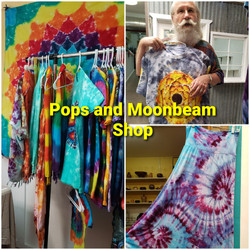 pops and moonbeam collage