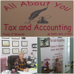 all about you tax and accounting