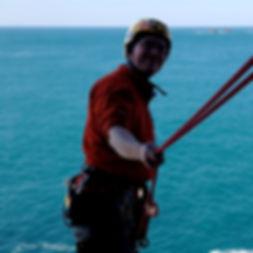 Climb Cornwall Director Jay Jackson