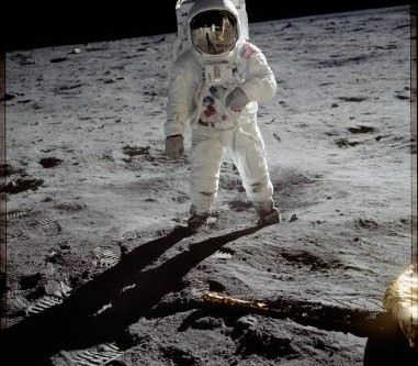 One small step for man, one giant leap for… Australia