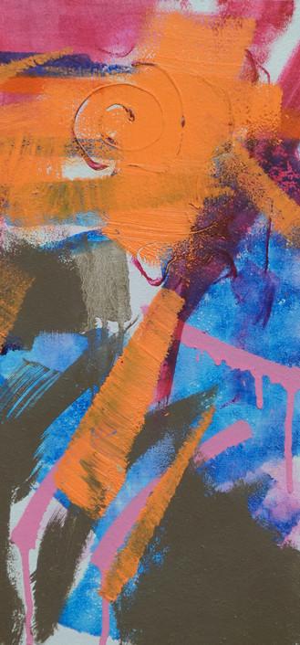 Abstracción sin título I