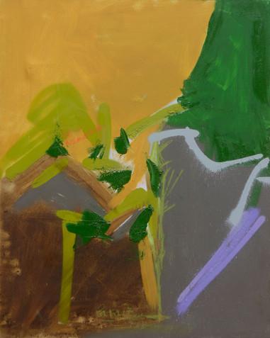Hija_del_Teide,_92x63_cm._Acrílico,_óleo