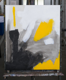 Abstracción sin título II