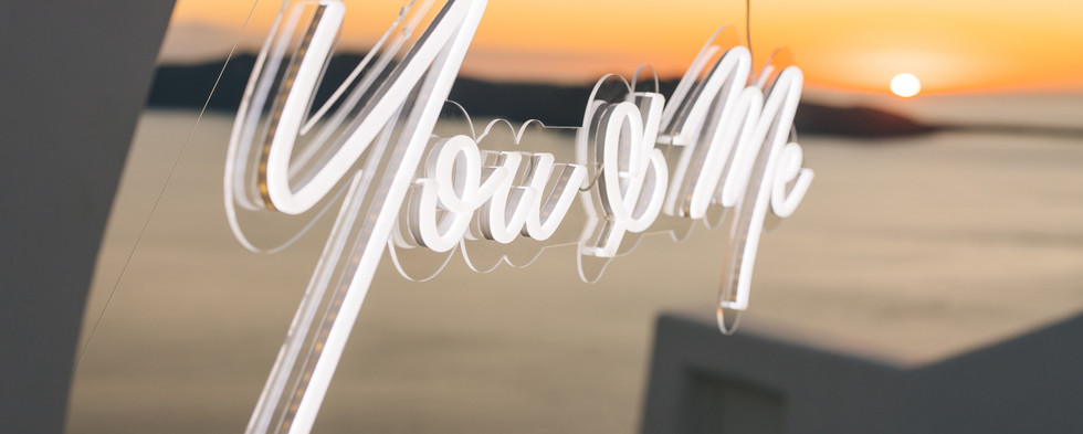 ILLUMINOGRAPHY - You & Me Neon