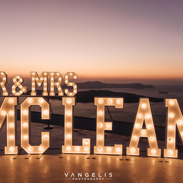ILLUMINOGRAPHY - MR & MRS MCLEAN