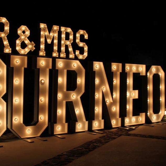 ILLUMINOGRAPHY - MR & MRS BURNEO