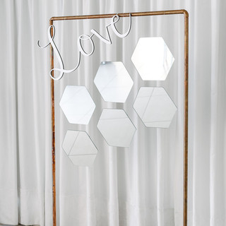DIFFERENT SHAPED MIRRORS