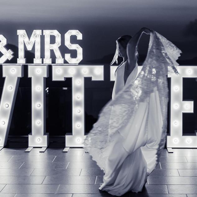 ILLUMINOGRAPHY - MR & MRS WITTEN