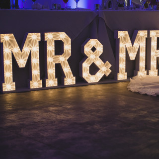 ILLUMINOGRAPHY - MINI MR & MRS