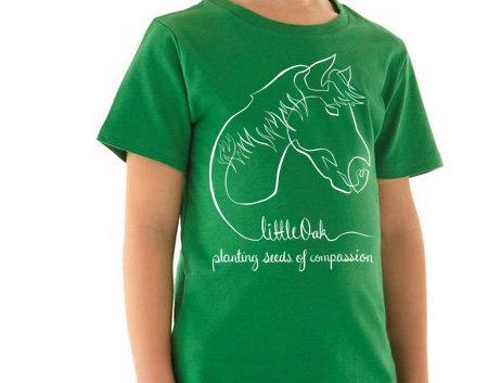 Kids TShirt - horse